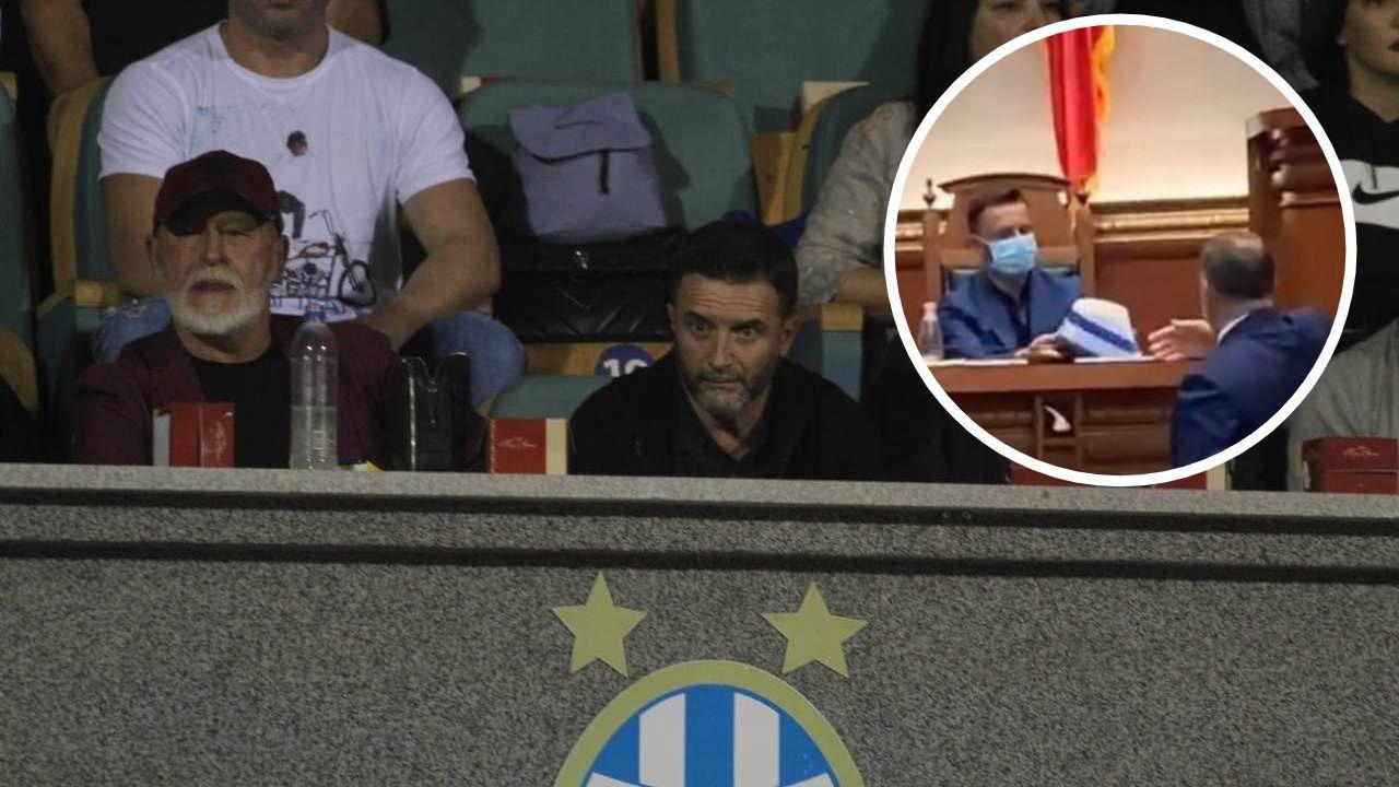 """VIDEO/ """"Demin"""" Erion Braçe e zënë mat, i ngecin në dorë dhuratën bardheblu"""