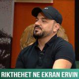 Ervin Bushati bën deklaratën e fortë: TV i njohur më kërkoi para për të transmetuar këngën