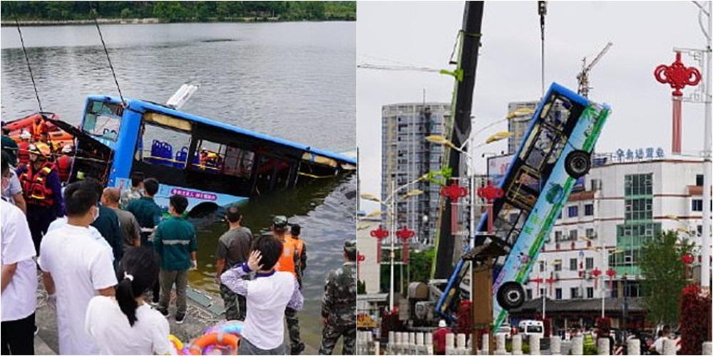 I zemëruar se i shembën shtëpinë, shoferi vret 21 nxënës në Kinë