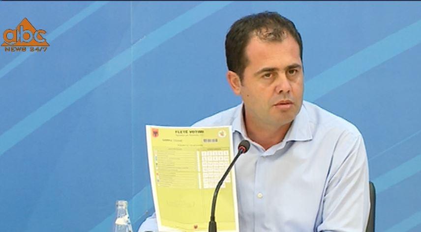 Bylykbashi: Fleta e votimit me koalicione do jetë e thjeshtë, jo libër i trashë, siç thotë Rama