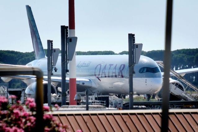 Alarm në Romë, 5 persona nga avioni me 97 pasagjerë rezultojnë me Covid-19