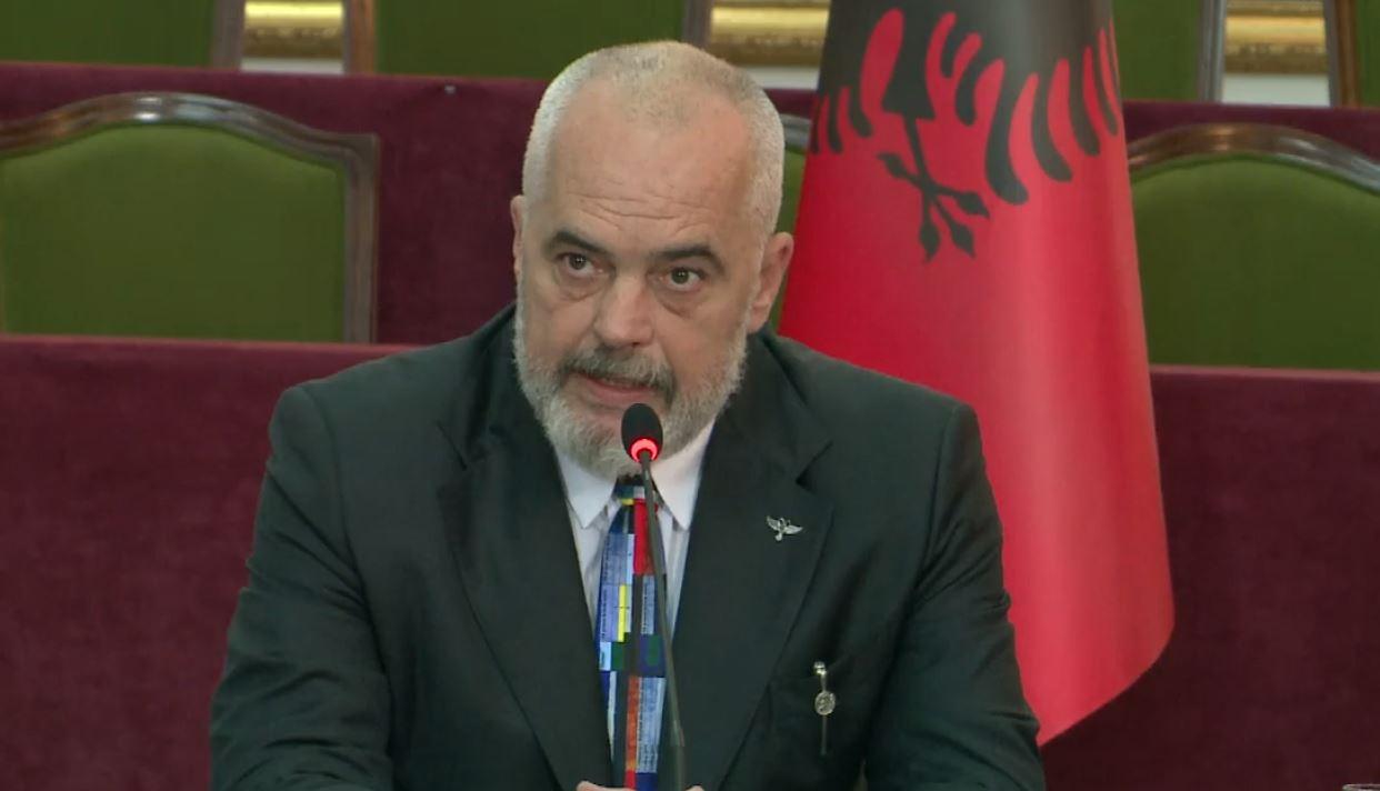 Rama: Fitorja më e madhe rrugëtimi i Shqipërisë drejt BE, do të dëshiroja të isha bashkë me PD-në