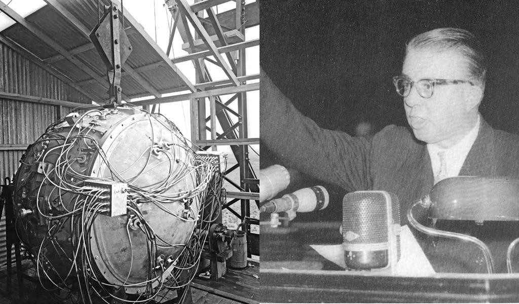 DOKUMENTI/ Ëndrra e Enver Hoxhës për të pasur bombën atomike: Si e mashtruan në vitin 61′