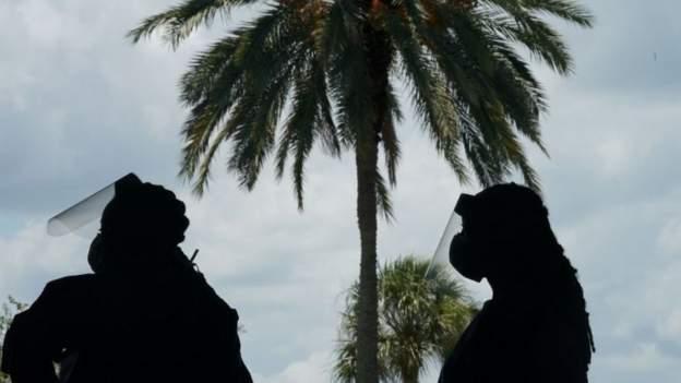 Florida shënon 9.300 raste të reja me COVID-19 në 24 orët e fundit