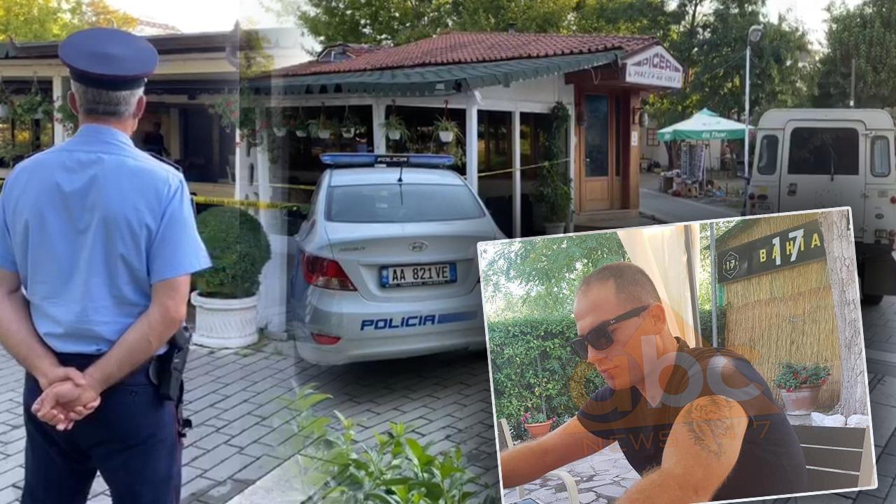 VIDEO/Vrasja e Florian Lamçes në Elbasan, pamjet nga vendi ku ndodhi ngjarja