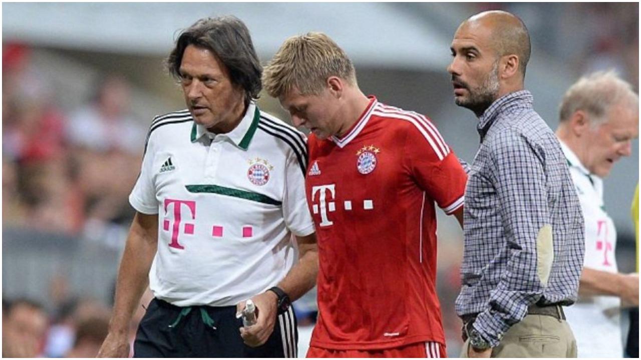 """""""Guardiola fuste hundët në punën e mjekëve te Bayerni, s'e duroja dot"""""""