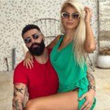 Puthje dhe përqafime me Getoarin, Marina publikon videon nga shtrati
