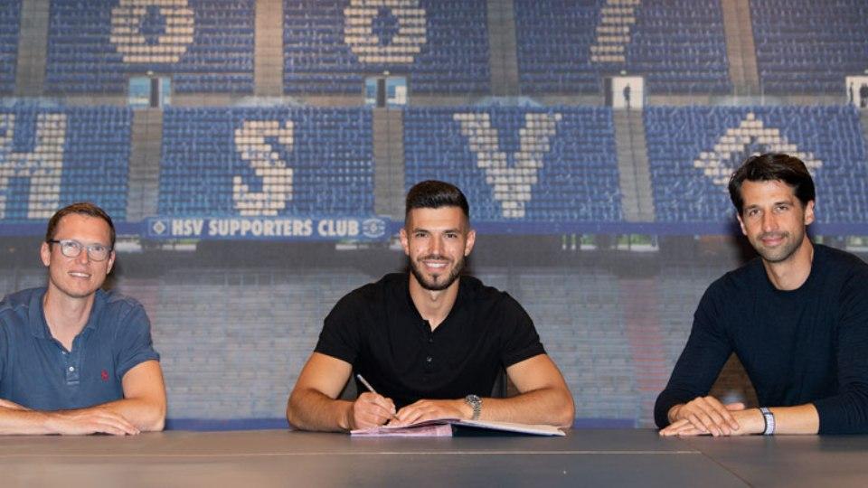 Gjasula firmos me HSV: U fiksova nga tifozët që vjet, s'u mendova dy herë