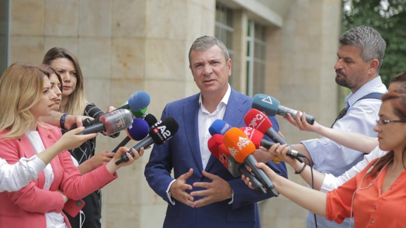 Mbyllen negociatat, Gjiknuri i përcjell Kuvendit draftin final për Reformën Zgjedhore