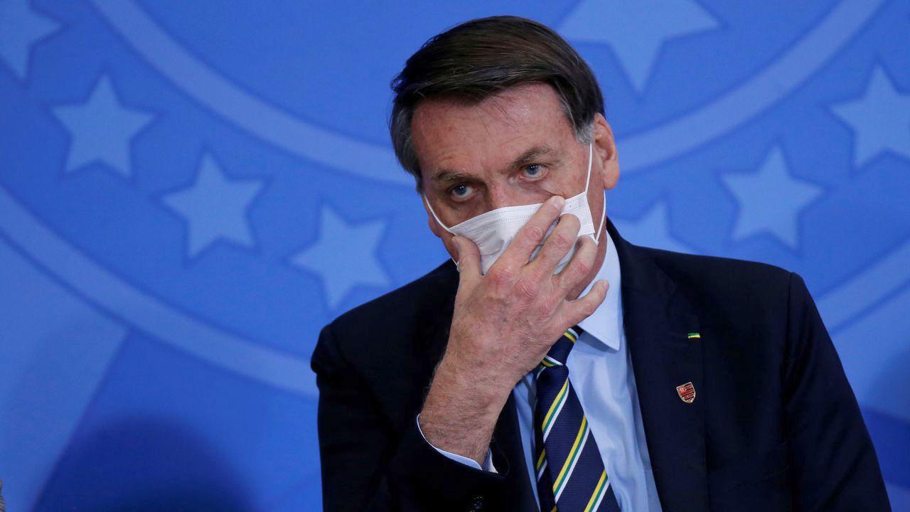 Presidenti brazilian rezulton pozitiv me Covid-19 edhe në testin e dytë