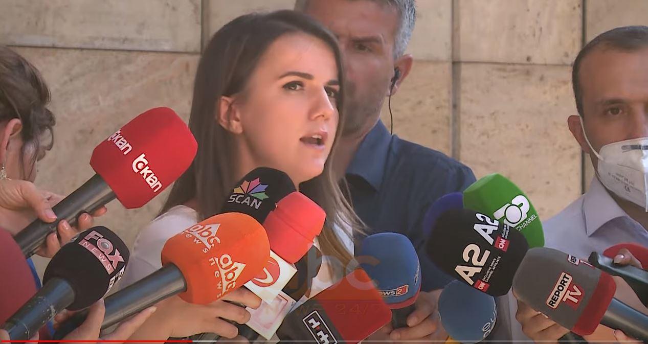"""""""Listat e Hapura"""", Rudina: Kemi një shans historik, i kërkoj opozitës t'i bashkohen kësaj kauze"""