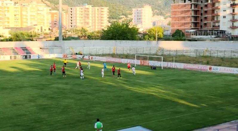 VIDEO/ Bylisi në epërsi, Isli Hidi bën sërish goleadorin