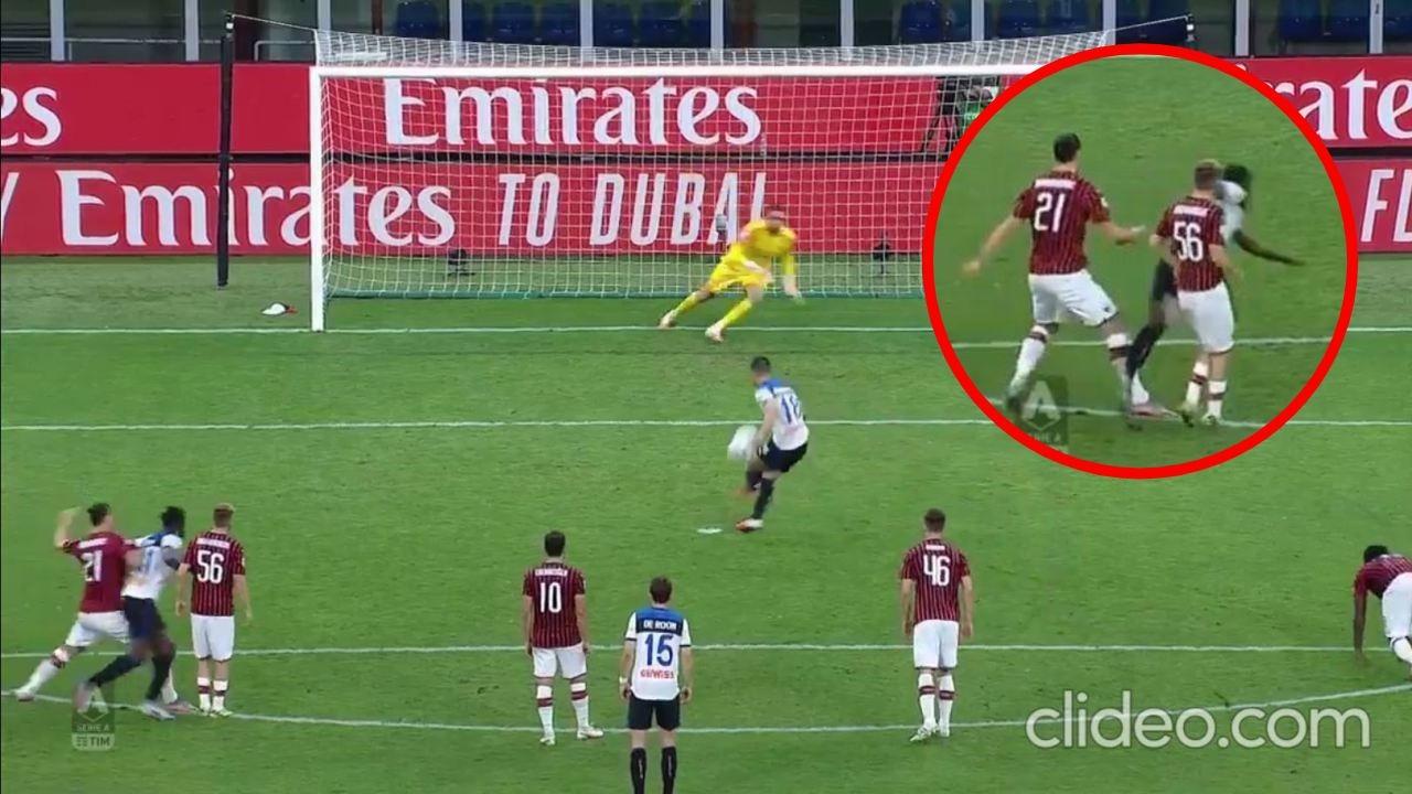 """VIDEO/ Ibrahimovic është """"djall"""", kamerat i kapin lëvizjen e pistë te  penalltia - Abc News"""