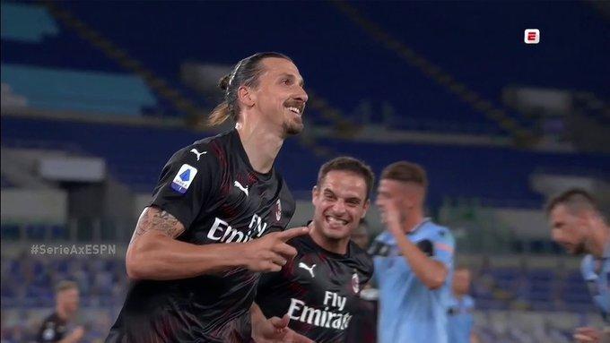 """VIDEO/ Edhe Ibra gjen rrjetën, Milani është """"Zot"""" në Olimpico!"""