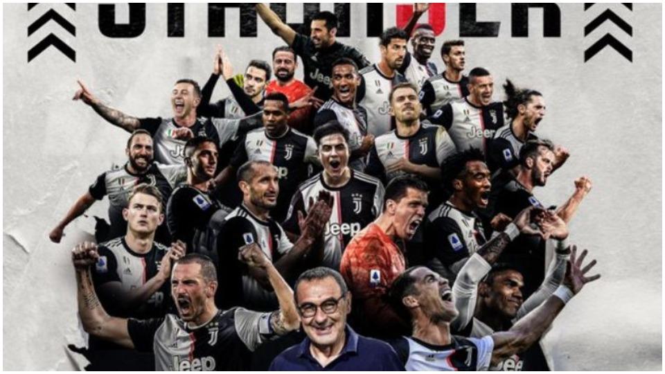 """36 herë Juventus: """"Diktatura"""" bardhezi në Serie A vazhdon! Sarri në histori"""