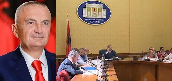 Komisioni hetimor nis seancën online për Metën, diskutohen provat e administruara