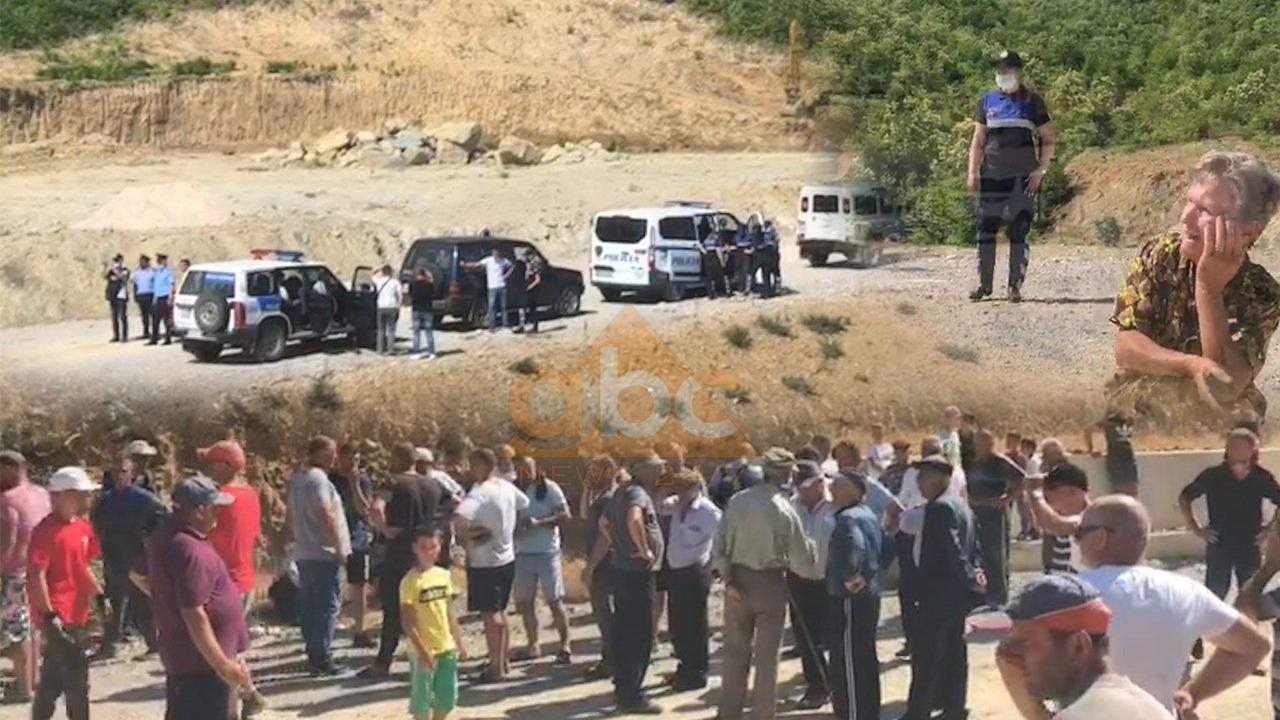 Banorët në Pogradec protestë për projektin e landfillit: Nuk do t'i lejojmë plehrat