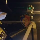 Me shpejtësi 154-169 km/h, ndërshkohen  8 shoferë në Tiranë