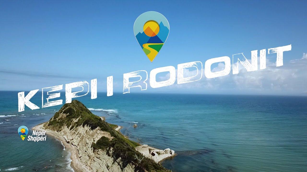 Nëpër Shqipëri- Kepi i Rodonit, Kepi i perëndisë