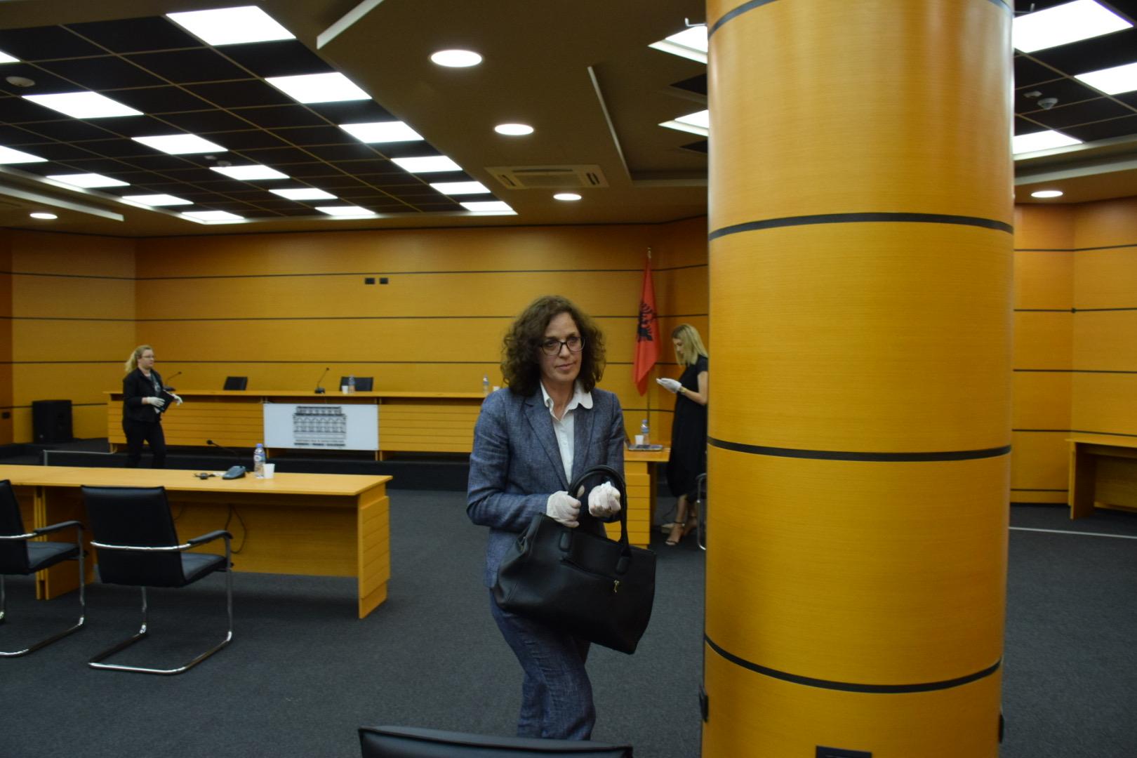 Komisioneri Publik ankimon vendimin për gjyqtaren e Apelit të Gjirokastrës, Miranda Andonin