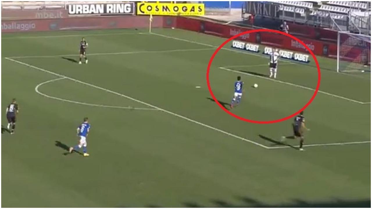 VIDEO/ Dy gola brenda tre minutave në Serie A, portieri i Parmës lë nam