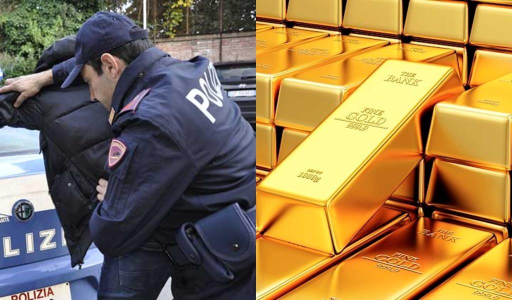 Vidhnin sasi të mëdha ari dhe i kthenin në shufra, arrestohen 7 shqiptarë