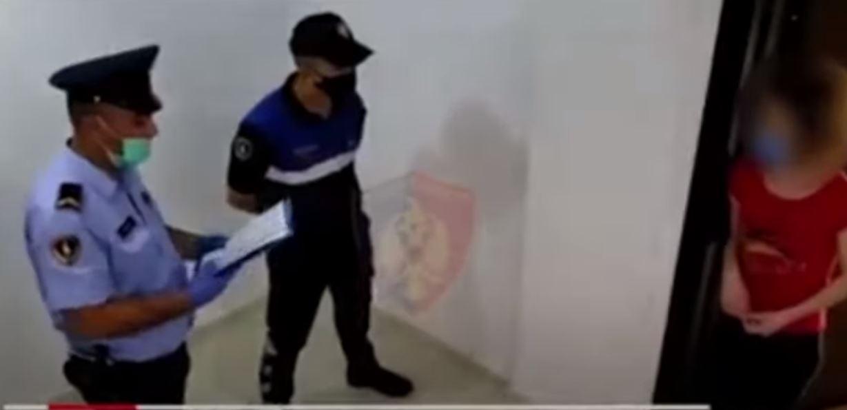 """""""Mos t'ju shkojë në mendje të dilni nga shtëpia"""", policia apel personave të prekur nga COVID"""