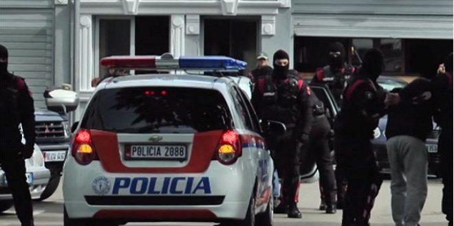 Arrestohen 2 persona në Tiranë, policia jep detajet
