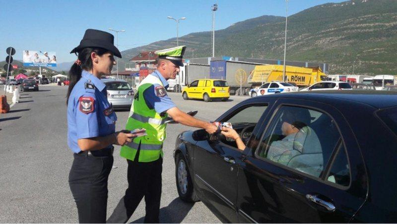 Kujtoi se e ndaloi policia rrugore, si u arrestua i dënuari në Lezhë