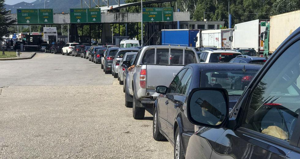 Koronavirusi, Greqia mbyll kufijtë për qytetarët e Serbisë