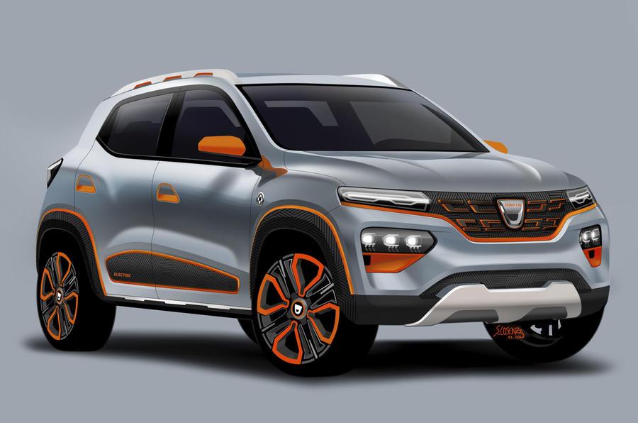 Dacia pritet të nxjerrë në treg makinën më të lirë elektrike