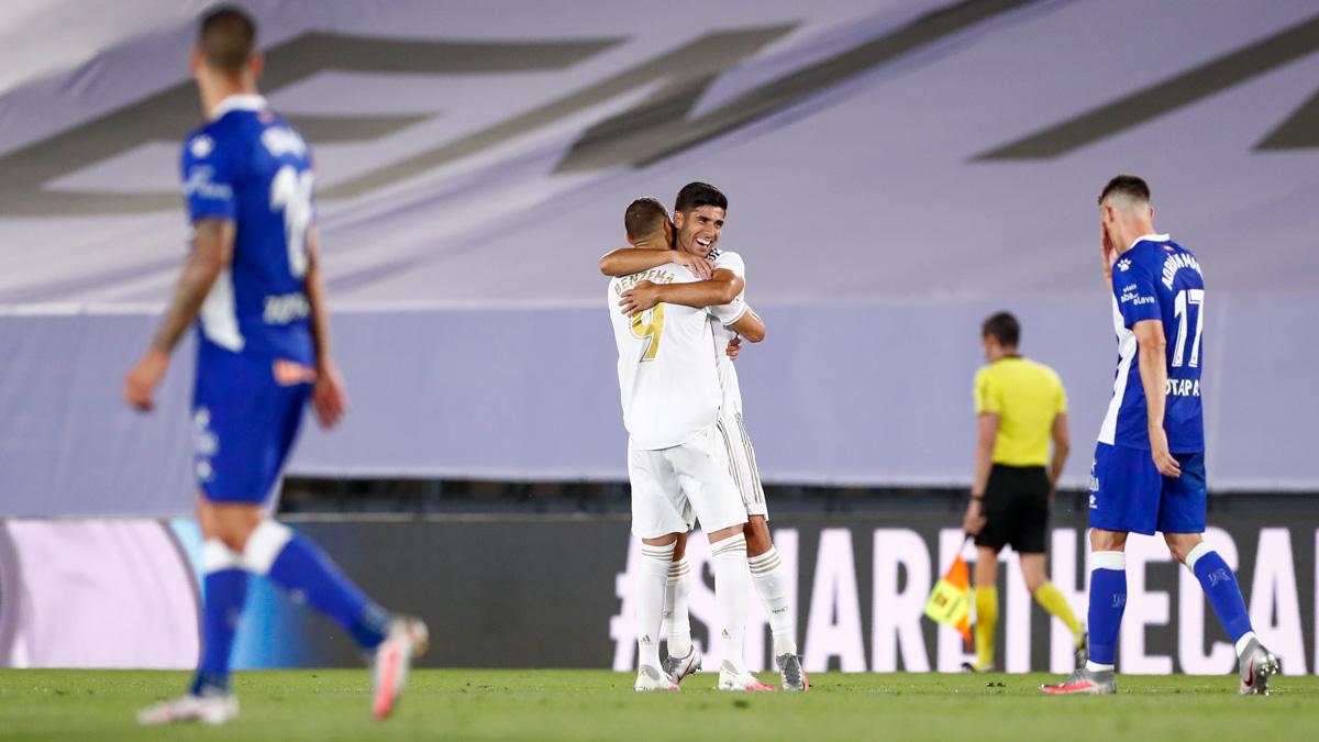VIDEO  Alaves  kafshatë e lehtë   Real Madrid marshon drejt titullit kampion