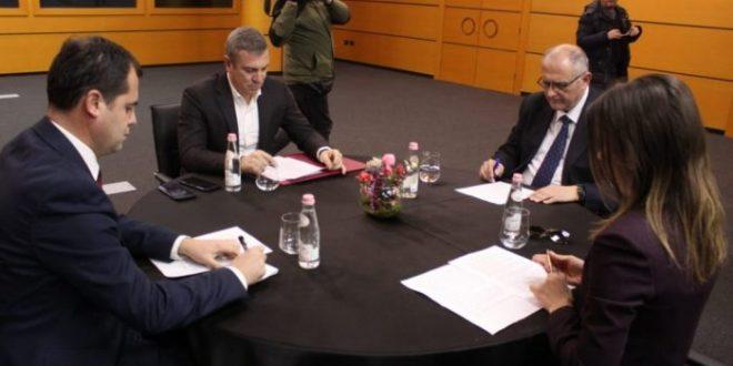 """Marrëveshja për """"Zgjedhoren"""", Gjiknuri njofton mbledhjen e radhës të Këshillit Politik"""