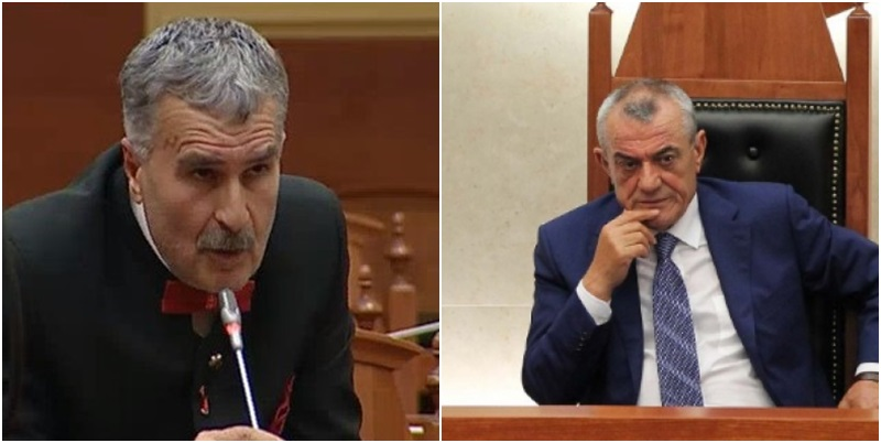 """""""Ne si Kuvend duhet të jemi të shqetësuar"""", Gjuzi me mendjen tek Thaçi, nis me batuta seanca plenare"""