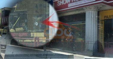 Gëzhoja tek dera, ky është biznesi që u qëllua me armë zjarri gjatë natës në Tiranë