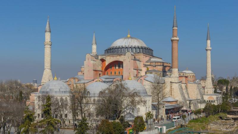 Xhamia e Shën Sofisë, Erdogan: Një ëndërr fëmijërie e bërë realitet