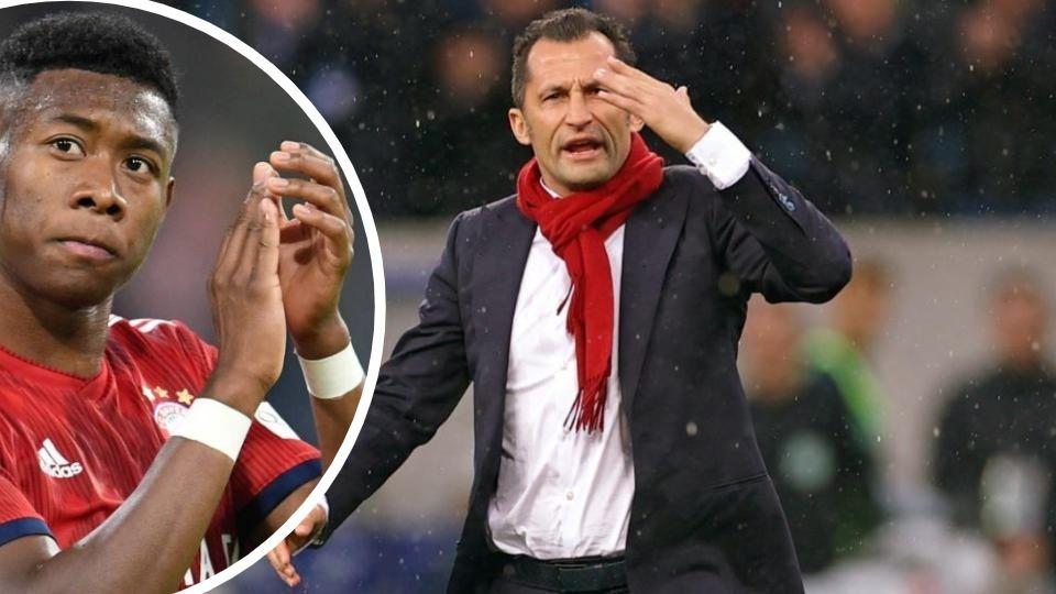 Sherr te Bayern për Davide Alaba, Bild zbulon debatin në restorant