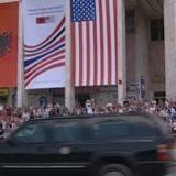 VIDEO/ Sot festa e pavarësisë së SHBA-ve dhe ditëlindja e kryeministrit, Rama: Zoti e bekoftë Amerikën