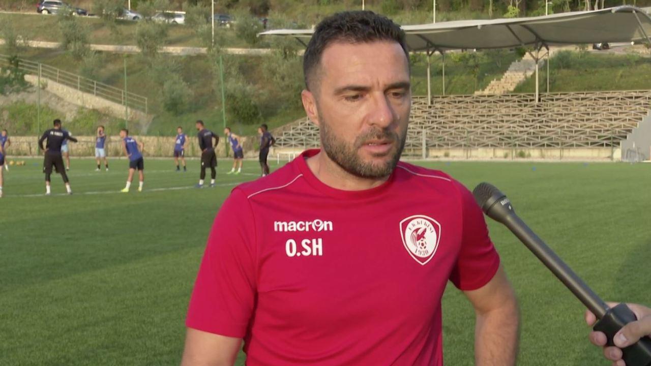 Shehi: Futbollistët heronj, e dimë për çfarë shkojmë në Durrës