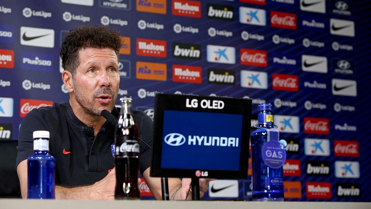 Ironiku Simeone: La Liga është i vetmi kampionat ku fitojnë dy ekipe të ndryshme