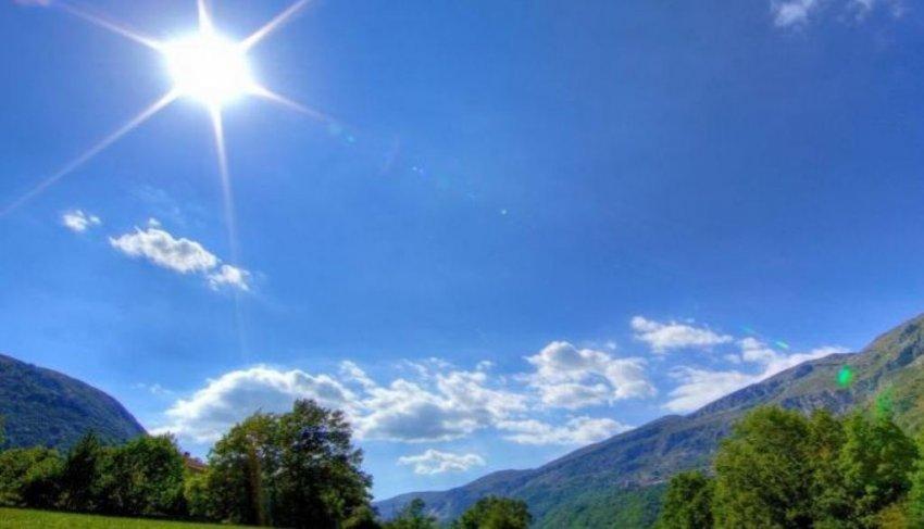 Temperatura të larta dhe vranësira, parashikimi i motit për ditën e sotme