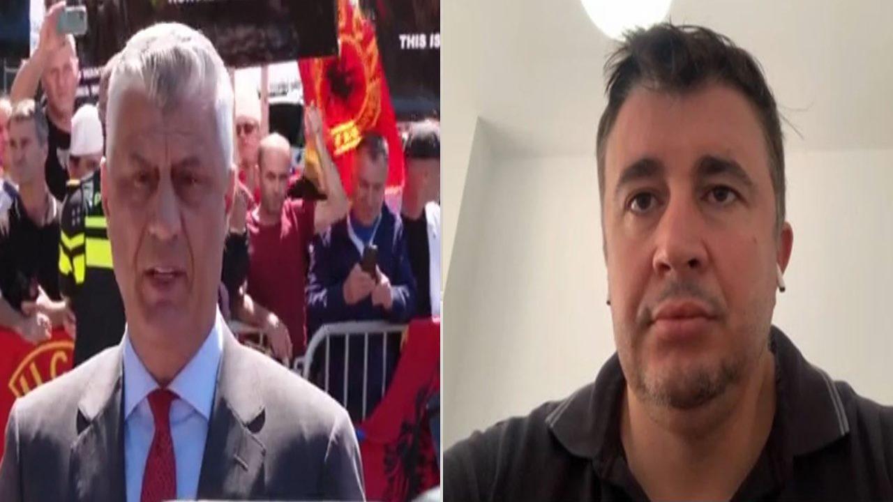 Thaçi, rrugë të gjatë për drejtësi, analisti: Përpjekje për të sabotuar dialogun