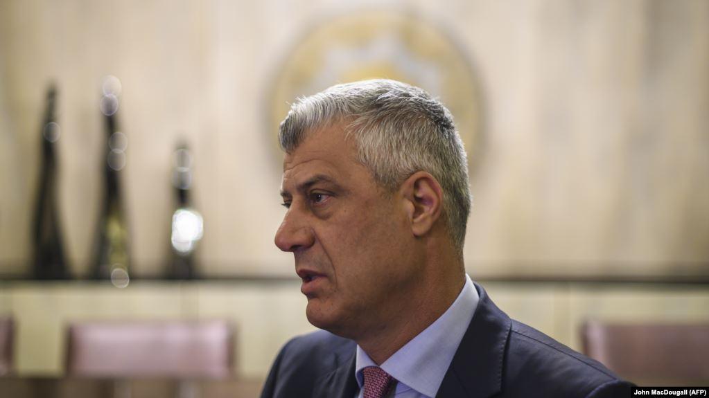 Hashim Thaçi sot përballë akuzave në Hagë