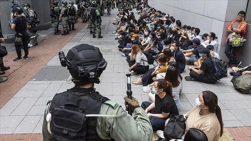 SHBA dënon ligjin e ri kinez të sigurisë në Hong Kong
