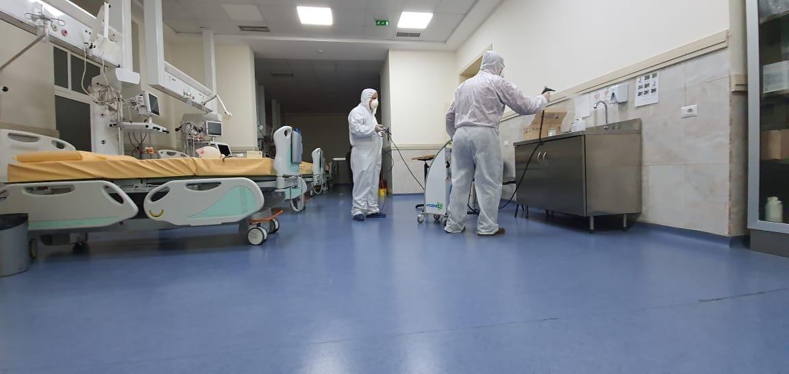 """Alarm tek bluzat e bardha, 2 mjekë dhe 1 infermier me Covid-19 tek """"Trauma"""""""