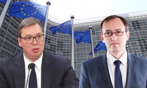 Hoti dhe Vuçiç takim virtual në Samitin e Ballkanit Perëndimor