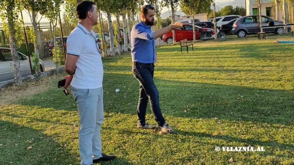 Xhaferi prezantohet para ekipit të Vllaznisë, zbulohet biseda me futbollistët