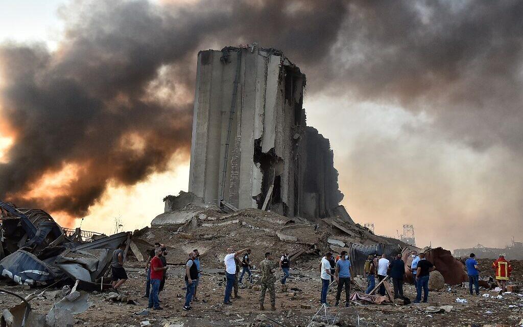 Thellohet tragjedia në Beirut, shkon në 200 numri i të vdekurve