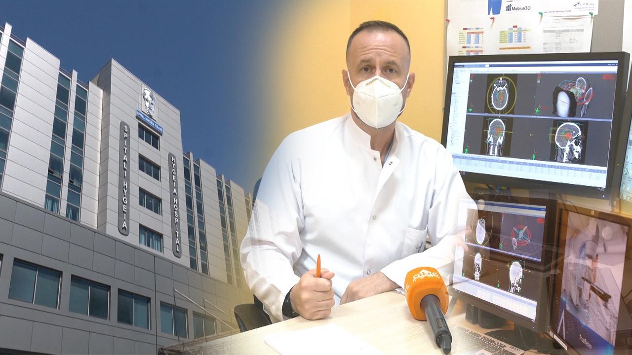 Risi për trajtimin e kancerit në spitalin Hygeia, ndihmon në trajtimin e personalizuar të çdo pacienti