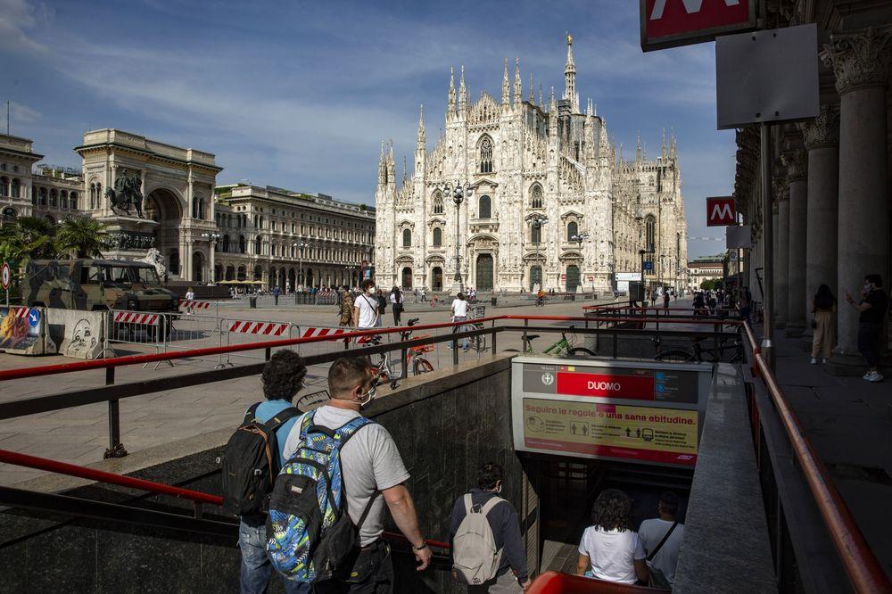 Ekonomia italiane në recesion si pasojë e mungesës së fuqisë konsumatore